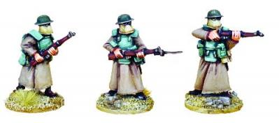 28mm Thrilling Tales (Pulp): The Immortal Battalion (3)