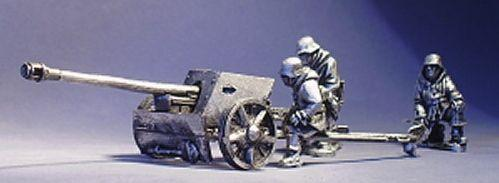 WWII 28mm: Late War German PaK40