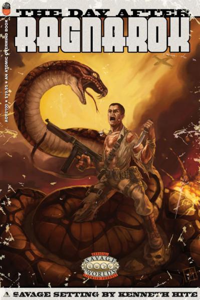 Savage Worlds RPG: The Day After Ragnarok