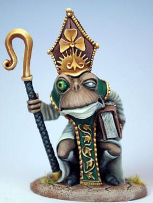 Critter Kingdoms: Frog Bishop