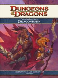 Dungeons & Dragons 4th Edition Supplement: Races - Dragonborn