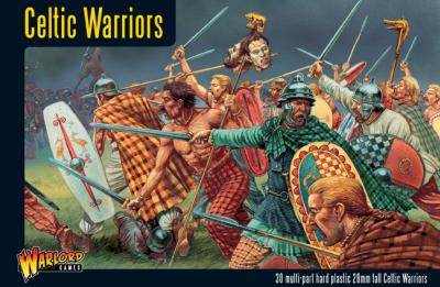 28mm Ancients - Celtic Warriors (30)
