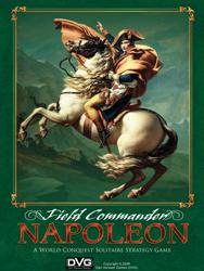 Field Commander: Napoleon (World Conquest Solitaire Strategy Game)