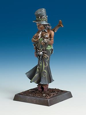 Freebooter's Fate: Voodoo Witch (1)