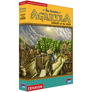 Agricola Expansion: Farmers of the Moor