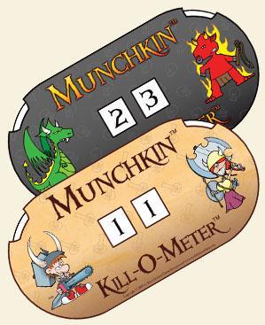Munchkin: Kill-O-Meter