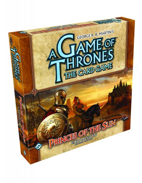 A Game of Thrones LCG: Princes of the Sun Expansion Box Set