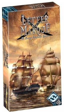 Letter of Marque: Treasure, Temptation, and Trickery on the High Seas