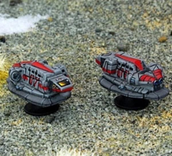 BattleTech Miniatures: Maultier Hover Vehicle (TRO 3058)