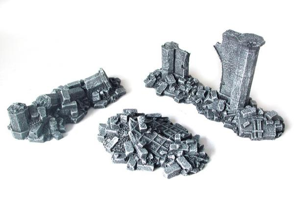 Terrain: Gothic Rubble 2