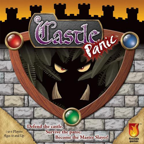 Castle Panic: Core Game  (TableTop Reviewed)