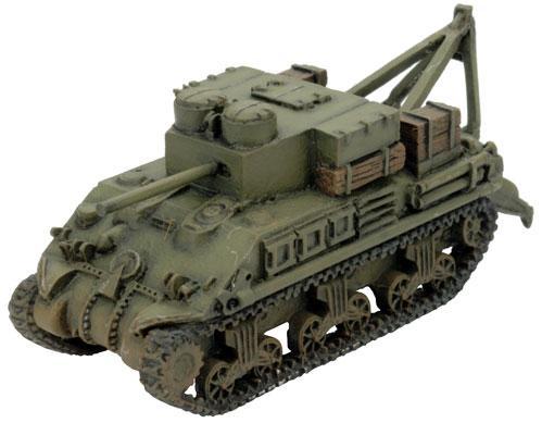 Flames of War: Sherman ARV
