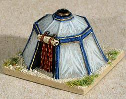 Kleos (15mm Ancient Tents & Baggage): Ottoman Tent