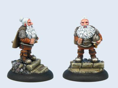 28mm Discworld Miniatures: Cheery Littlebottom