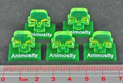 Condition Markers: Animosity Marker Set