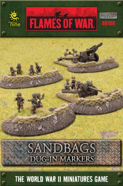 Battlefield in a Box: Sandbag Implacement