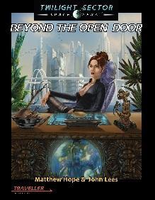 Traveller RPG: Beyond the Open Door