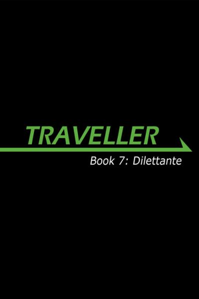 Traveller RPG - Book 8: Dilettante