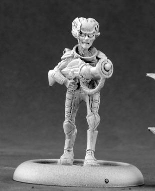 Chronoscope - Alien Worlds: Alien Oppressor