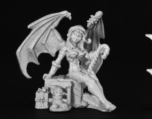 Special Edition Figures: 2009 Christmas Sophie