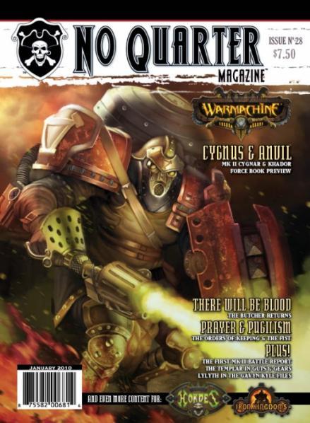 No Quarter Magazine: Issue #28