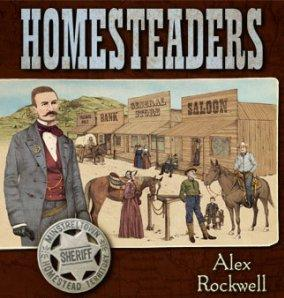 Homesteaders: Claim Your Way to Victory (2nd Edition)