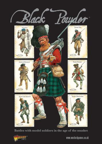 Black Powder: Battles With Model Soldiers In The Age Of The Musket (HC)