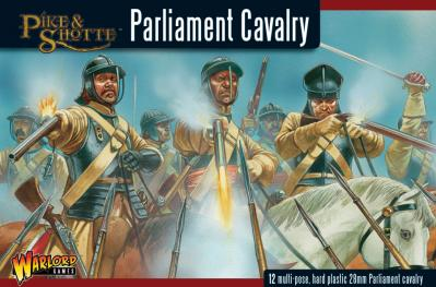 28mm Pike & Shotte - Parliament Cavalry (12)