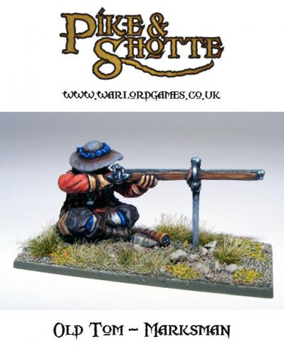 28mm Pike & Shotte - Specialists