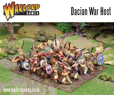 28mm Ancients - Dacian War Host (30)