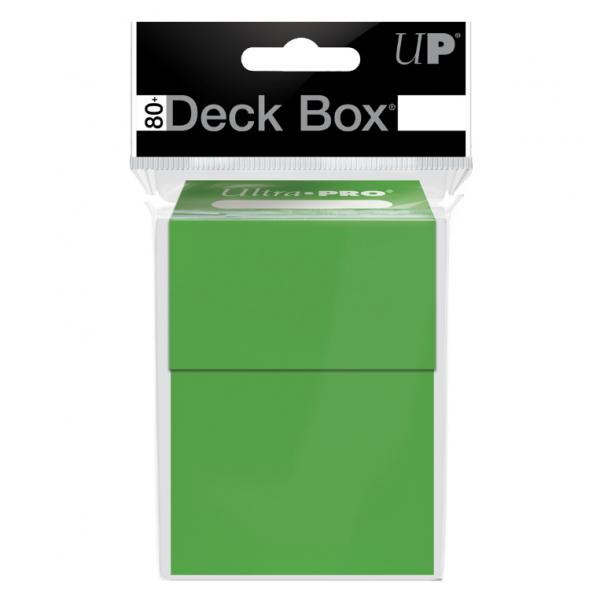PRO 80+ Deck Box: Lime Green
