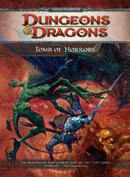 Dungeons & Dragons 4th Edition Super-Adventure: Tomb of Horrors