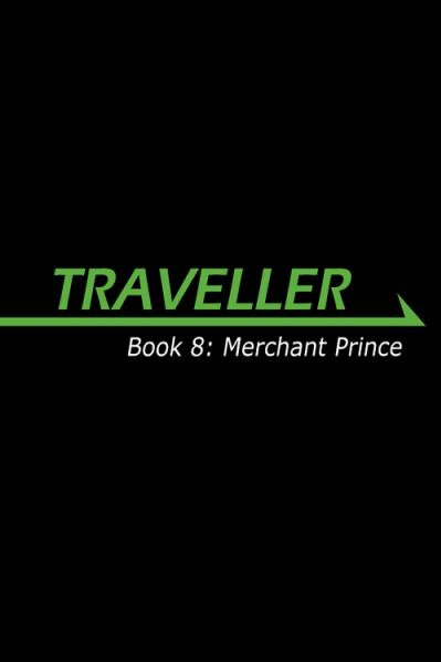 Traveller RPG - Book 7: Merchant Prince