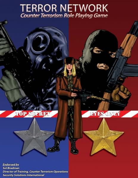 Terror Network: A Counter Terrorism RPG