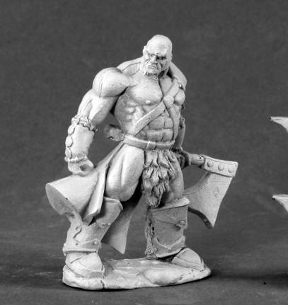 Dark Heaven Legends Classics: Goldar the Barbarian