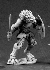 Dark Heaven Legends Classics: Golanth, Half Dragon Warrior (Dragonborn)