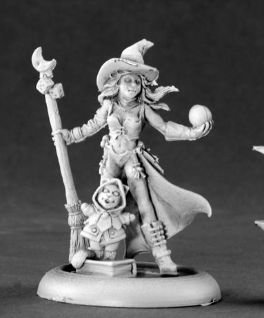 Chronoscope: Krissy, Modern Witch