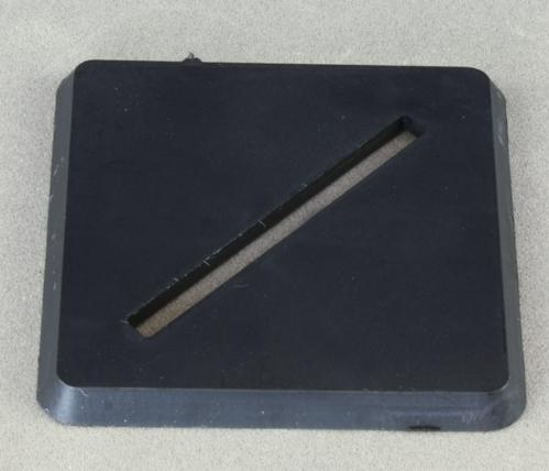 40mm Square Plastic (10)
