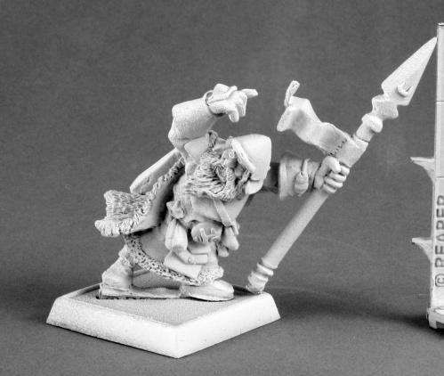 Warlord: Konrad Graniteheart, Dwarf