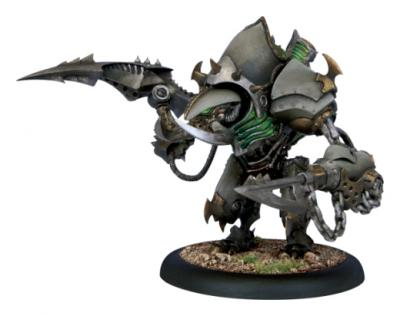 Warmachine: (Cryx) Helljack Plastic Kit