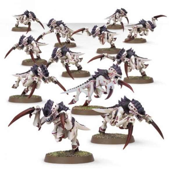 WH40K: Tyranid Hormagaunt Brood