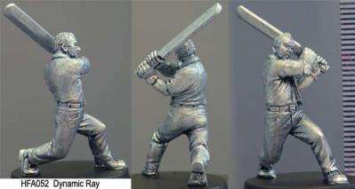 Hasslefree Miniatures: Adventurers (28mm) - Dynamic Ray