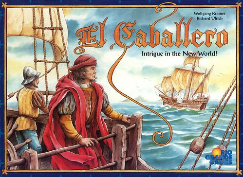 El Caballero: Intrigue in the New World