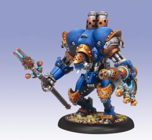 Warmachine: (Cygnar) Firefly Light Warjack