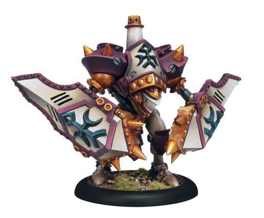 Warmachine: (The Protectorate Of Menoth) Vigilant Light Warjack