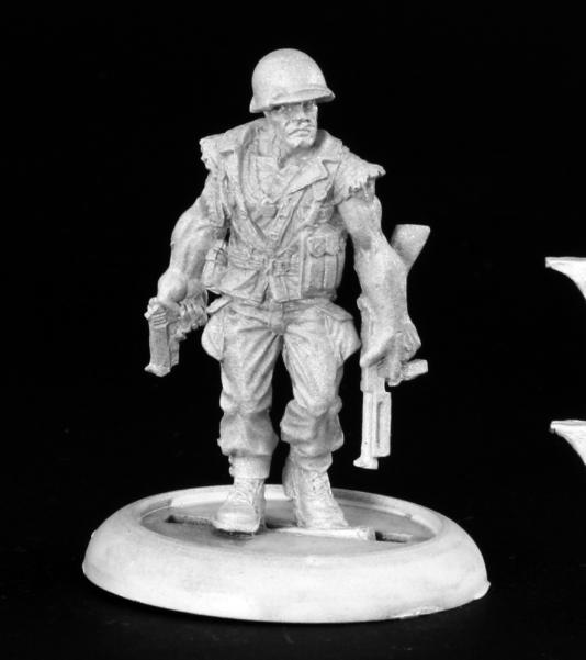 Reich of the Dead: Sgt Mack Torrey