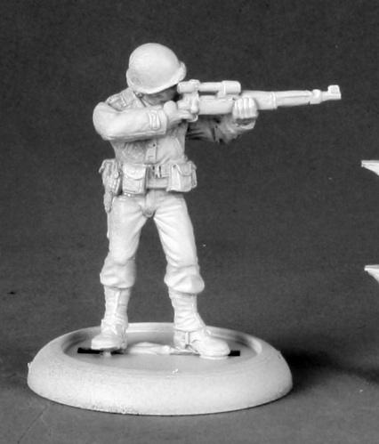 Reich of the Dead: Pvt Max Dansworth