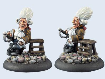 28mm Discworld Miniatures: Giamo Casanunda
