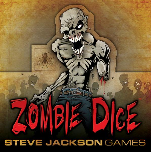 Zombie Dice: Core Game (TableTop Reviewed)