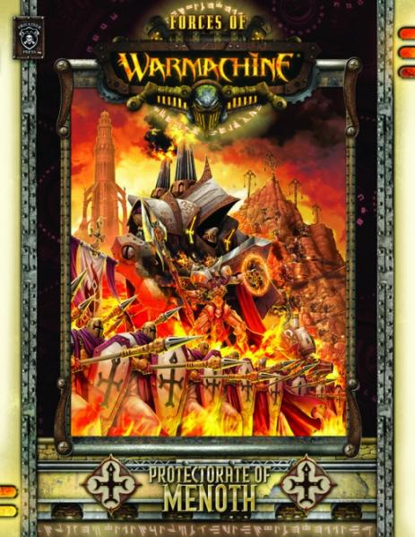 The Protectorate Of Menoth (SC) (MK2)